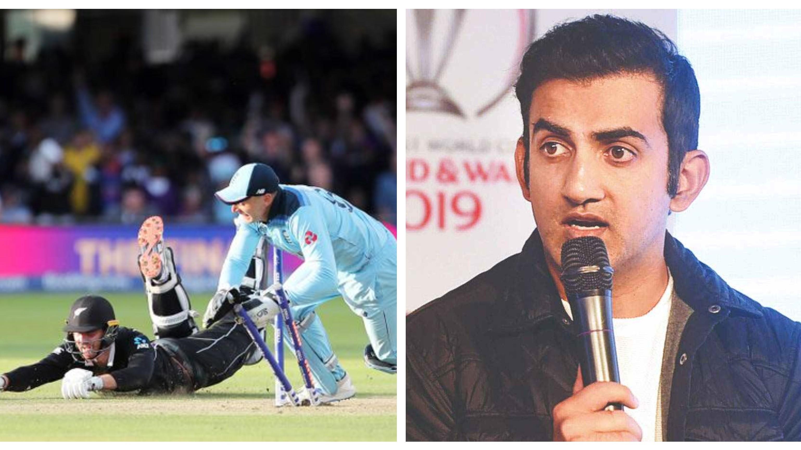 इंग्लैंड के साथ संयुक्त विजेता बनने योग्य थी न्यूज़ीलैंड की टीम : गौतम गंभीर