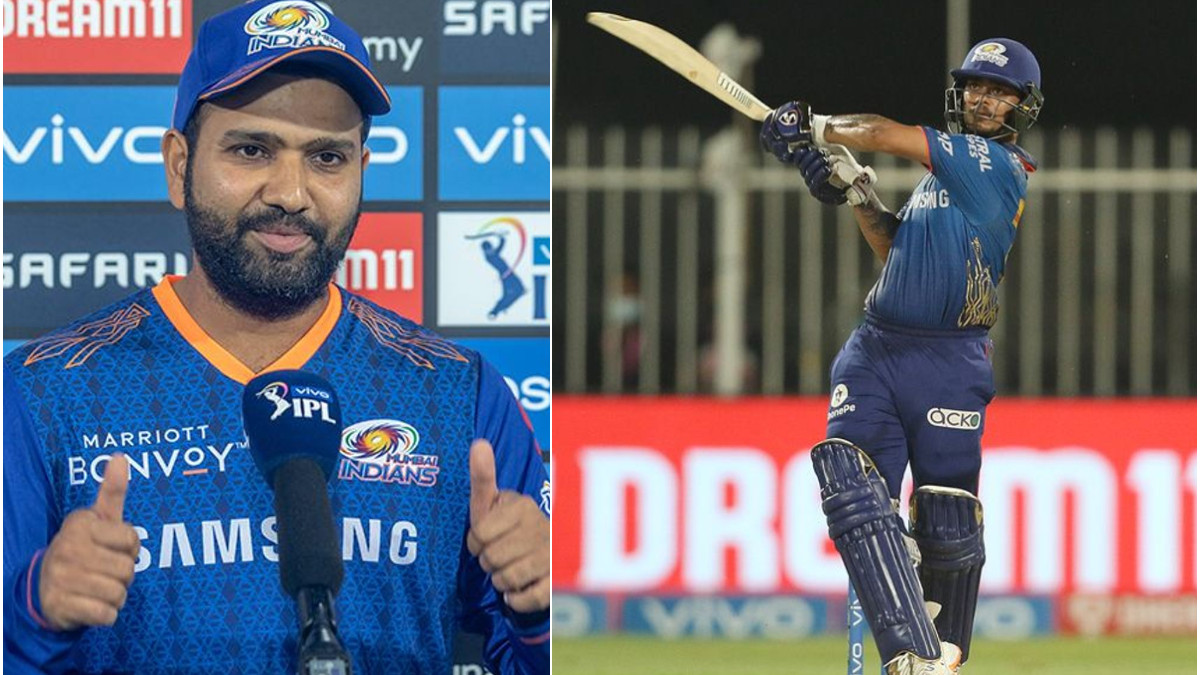 IPL 2021: Wanted Kishan to take time and play his shots- MI captain Rohit after dominating RR
