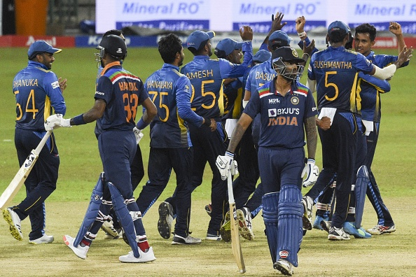 Sri Lanka won the third ODI of the series by 3 wickets | Getty