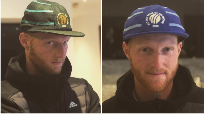ICC jokingly apologizes to Ben Stokes after sending him a 'Baggy and Green' cap