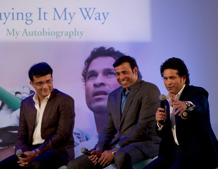 Tendulkar, Ganguly and Laxman are currently performing their role on honourary basis | Getty