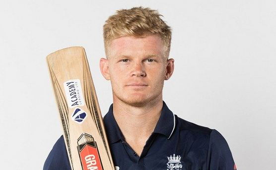 England Lions' skipper Sam Billings hit 108*