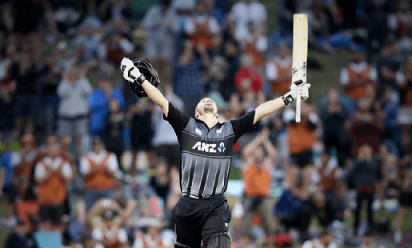 Colin Munro sets new T20 record, credits Brendon McCullum for his exploits