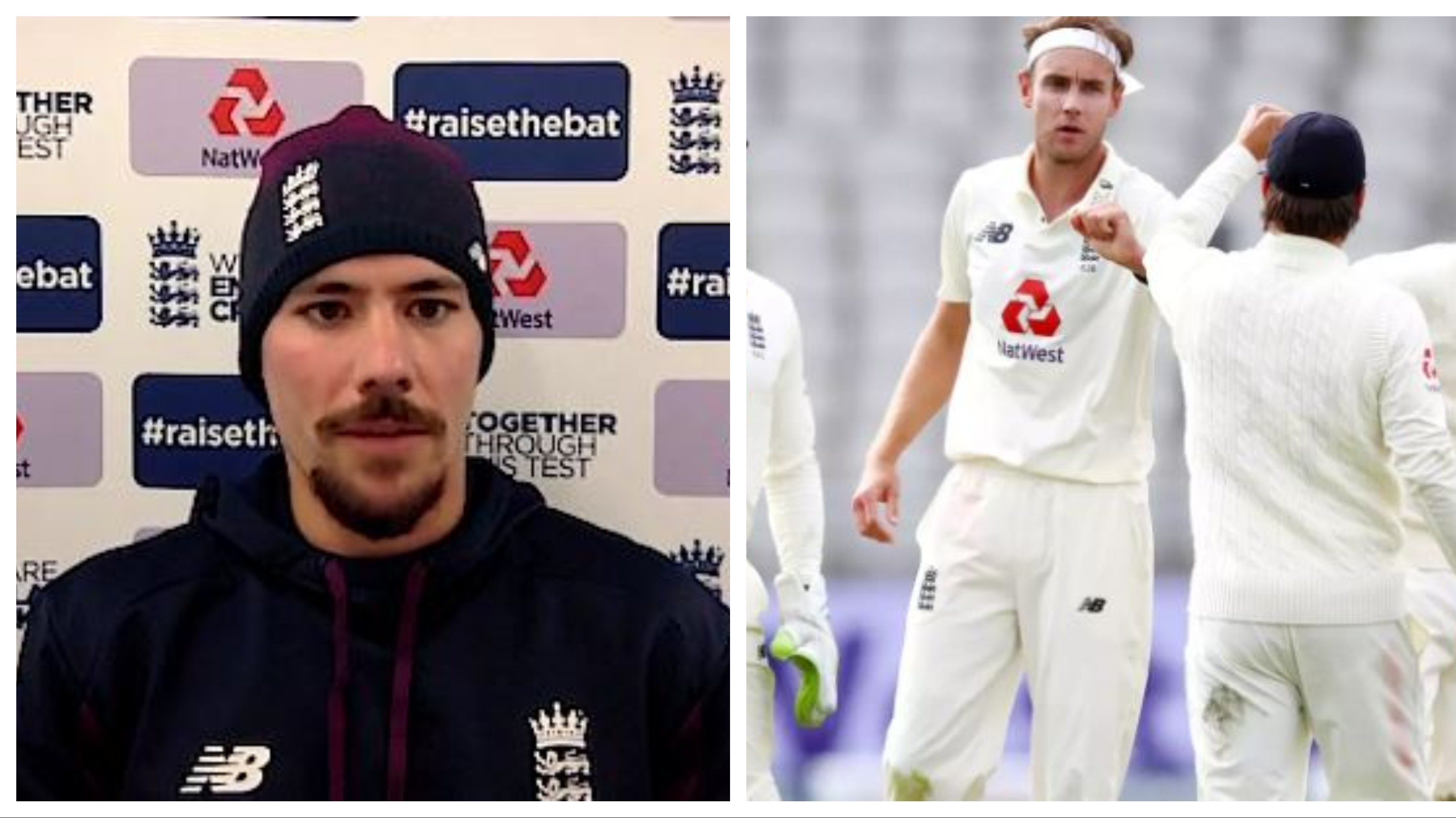 ENG v WI 2020: Rory Burns heaps praise as Stuart Broad nears 500th Test wicket