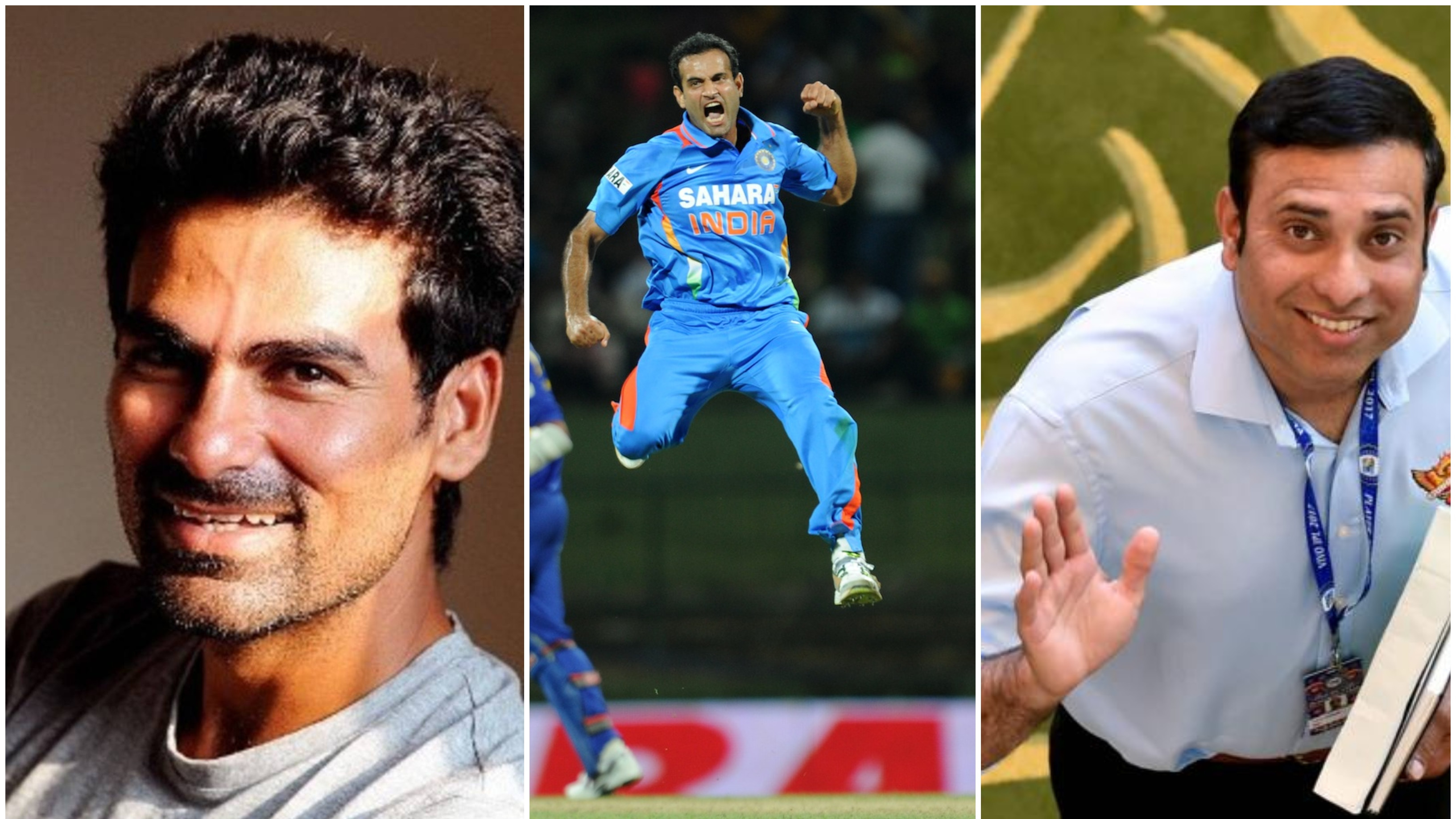 Cricket fraternity wishes Irfan Pathan as he turns 34