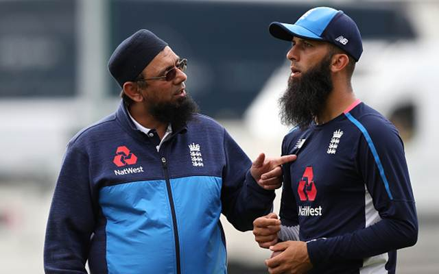 Saqlain Mushtaq has been a spin bowling consultant for England. (Getty)