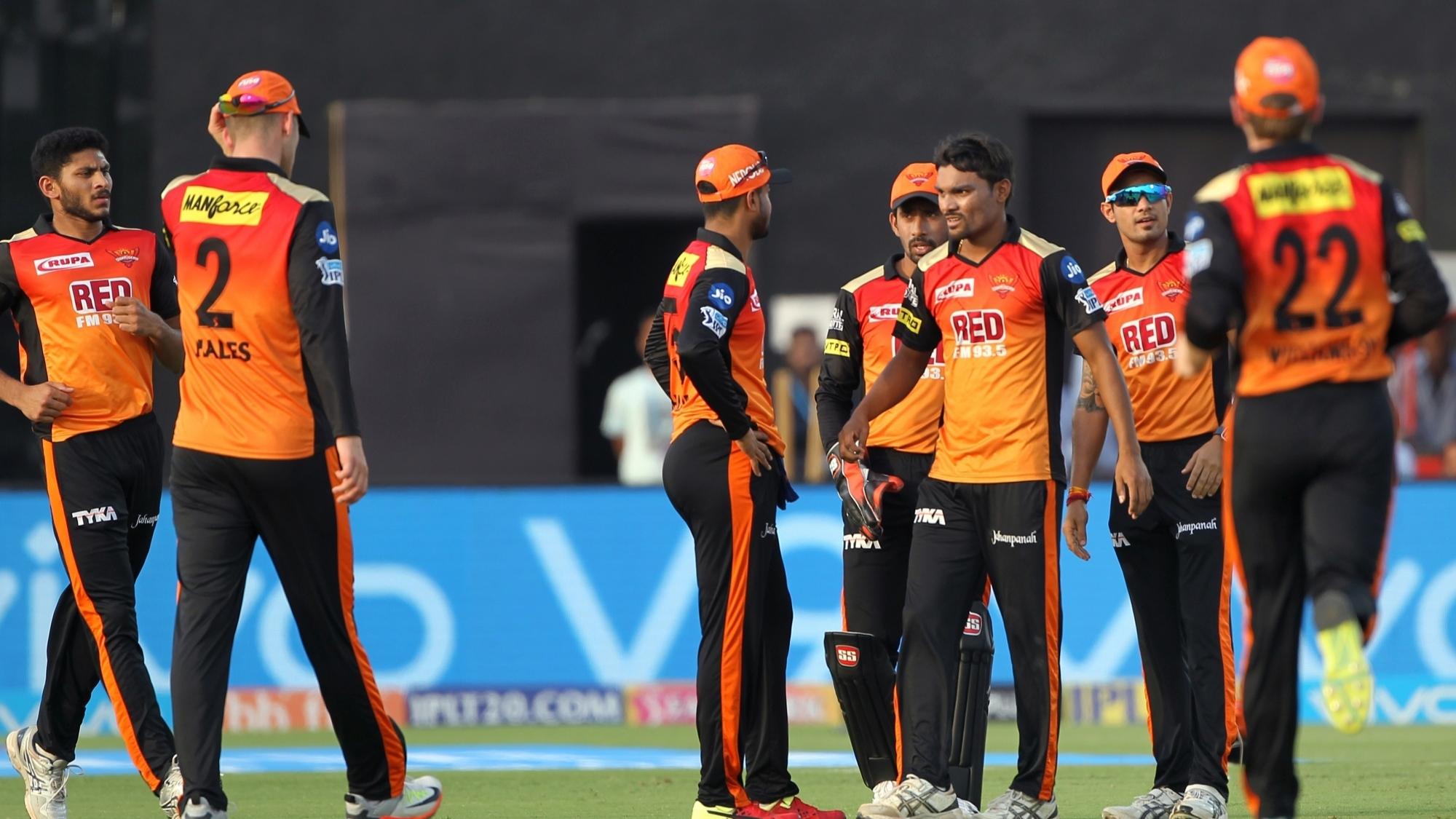 IPL 2018: Rishabh Pant was outstanding, but SRH bowlers not underperform, says Sandeep Sharma