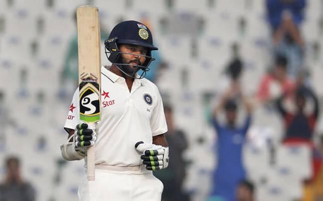 Parthiv Patel is a better batsman than Saha against pace bowling | AP