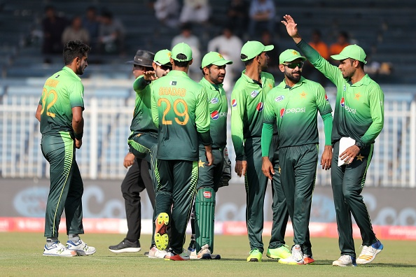 Pakistani cricketers have the utmost experience of playing in UAE | Getty