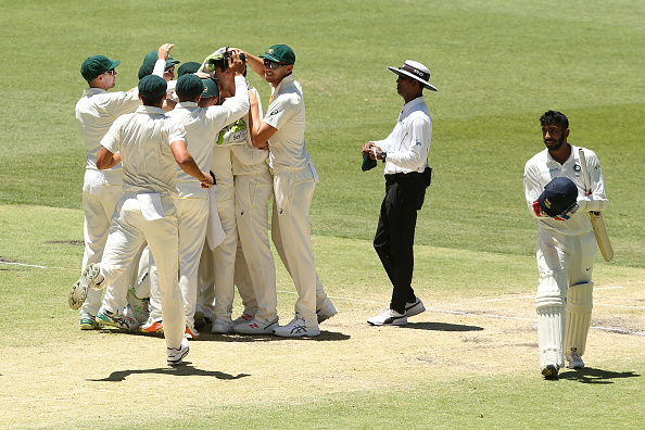 India succumbed to a massive defeat in the second Test | Getty