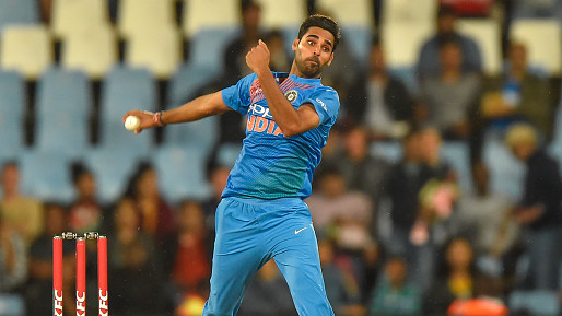 Bhuvneshwar Kumar talks about difference in preparation for Tests, ODIs and T20s