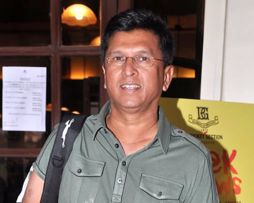 Kiran More is also the talent scout for Mumbai Indians | Twitter