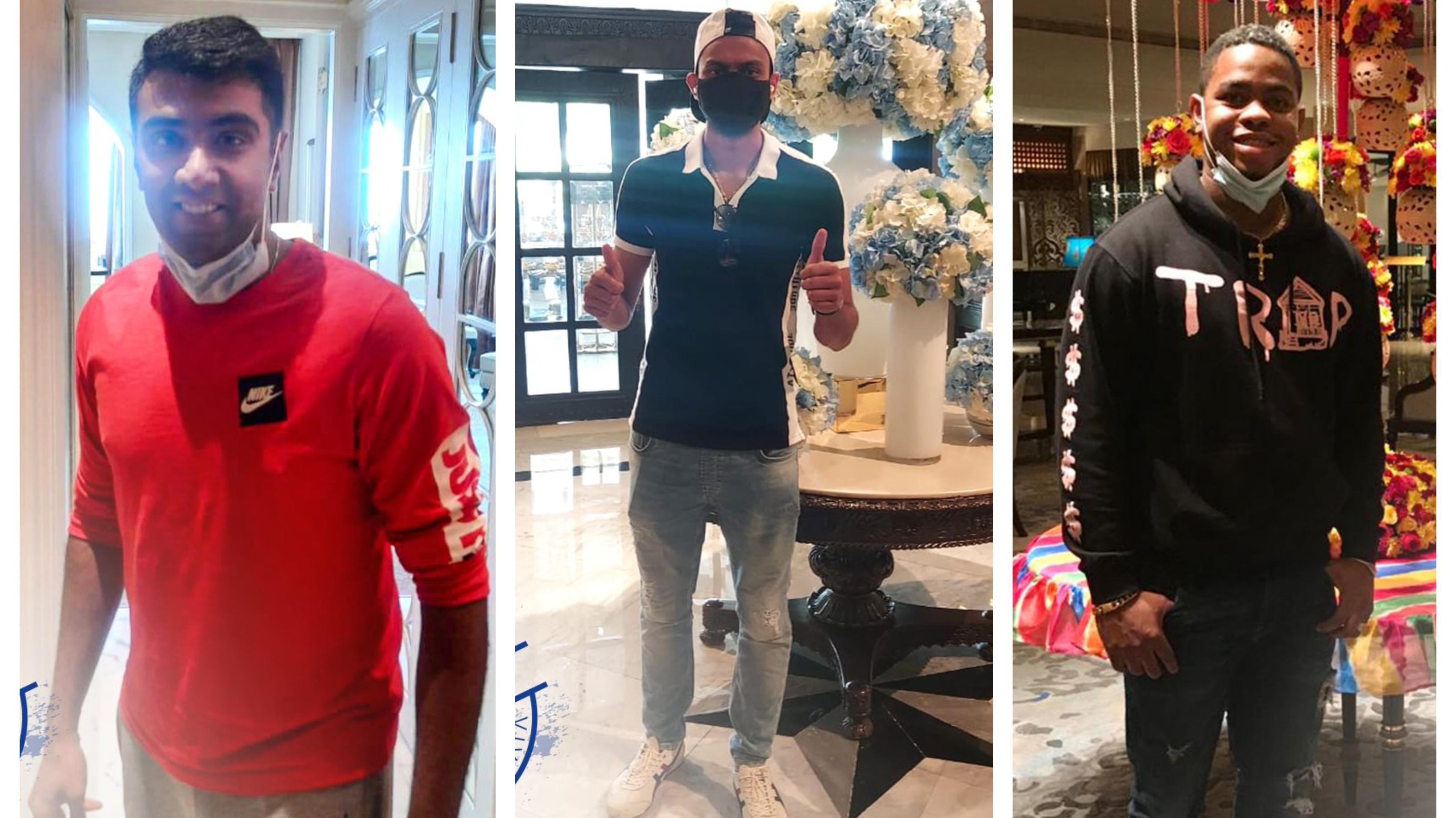 IPL 2021: R Ashwin, Akshar Patel, Shimron Hetmyer gather at Delhi Capitals' team hotel for upcoming IPL