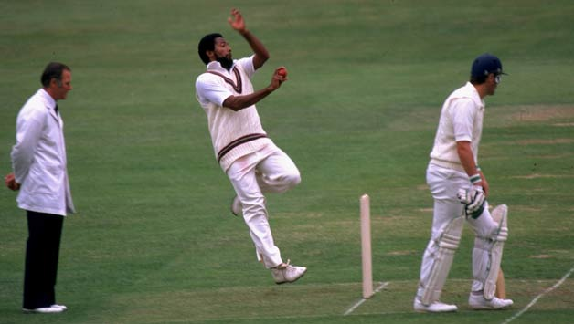 Andy Roberts of West Indies | Getty