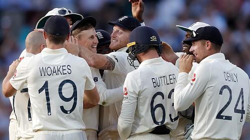 Ashes 2019: Broad and Leach pick four apiece as England beats Australia by 135 runs and draws Ashes 2-2