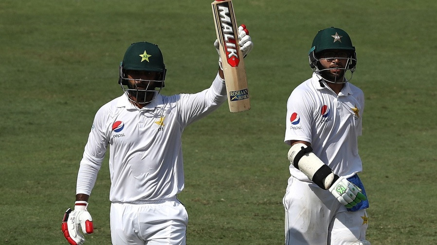 PAK vs AUS 2018 : First Test - Day 1 : Statistical Highlights