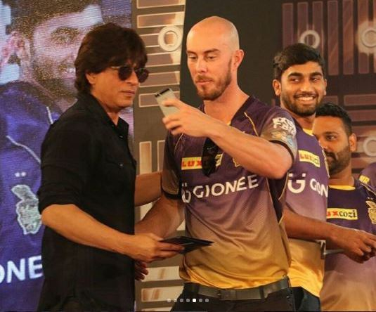 Lynn started his IPL career with  KKR in 2014. (AFP)
