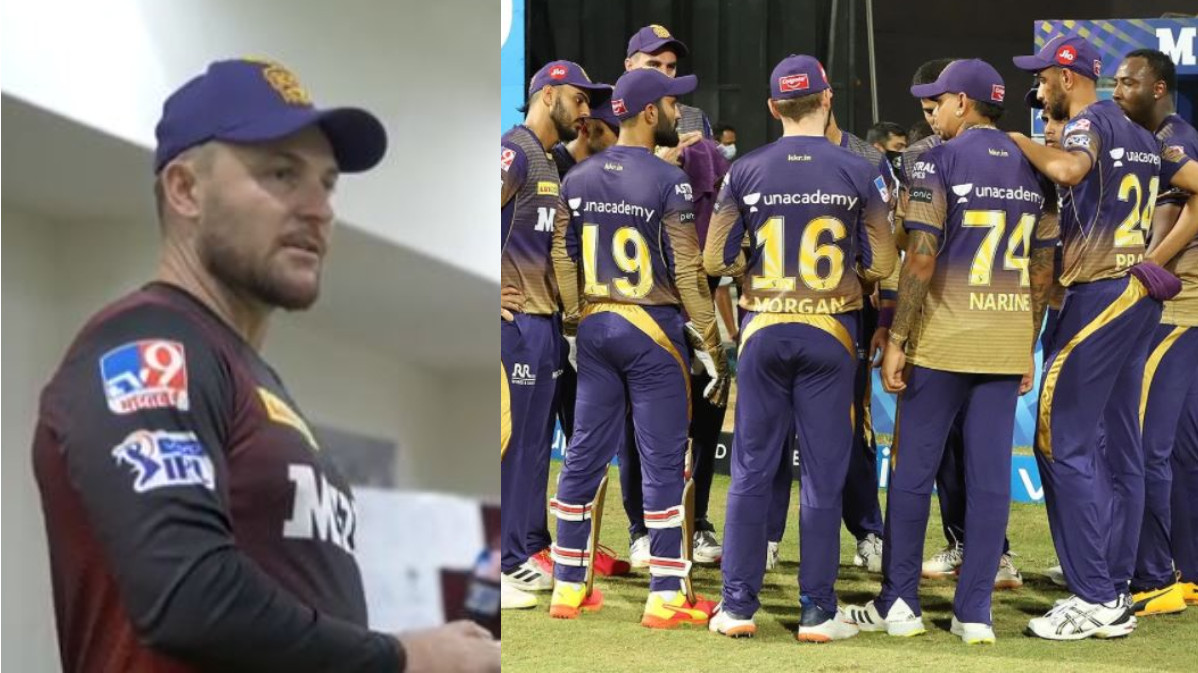 IPL 2021: WATCH- Coach Brendon McCullum wants KKR to get 'tighter and tighter as a unit'
