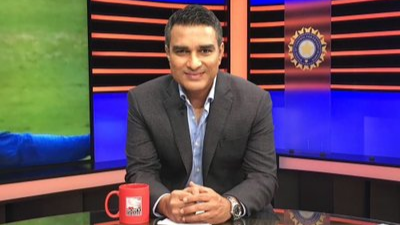 Sanjay Manjrekar bats for stump mics to be turned off during matches