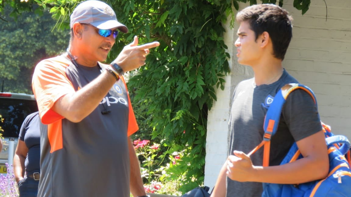 ENG V IND 2018: Twitterati outrage over nepotism as Arjun Tendulkar trains with Team India in England