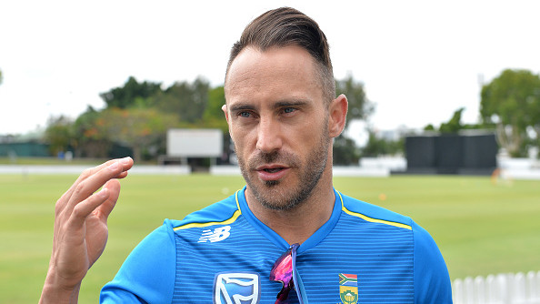 Faf du Plessis to call time on T20I career after the 2020 ICC World T20