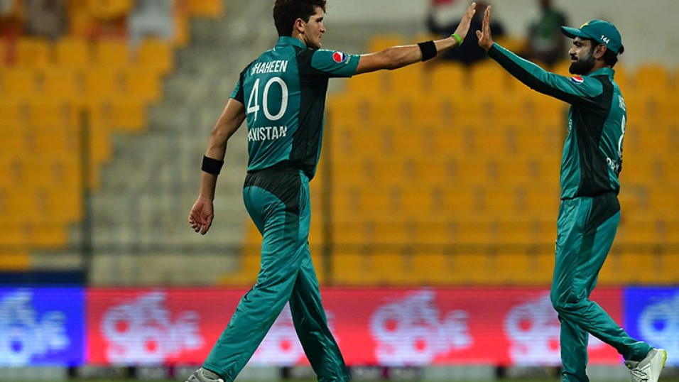 PAK vs NZ 2018 : Second ODI - Statistical Highlights