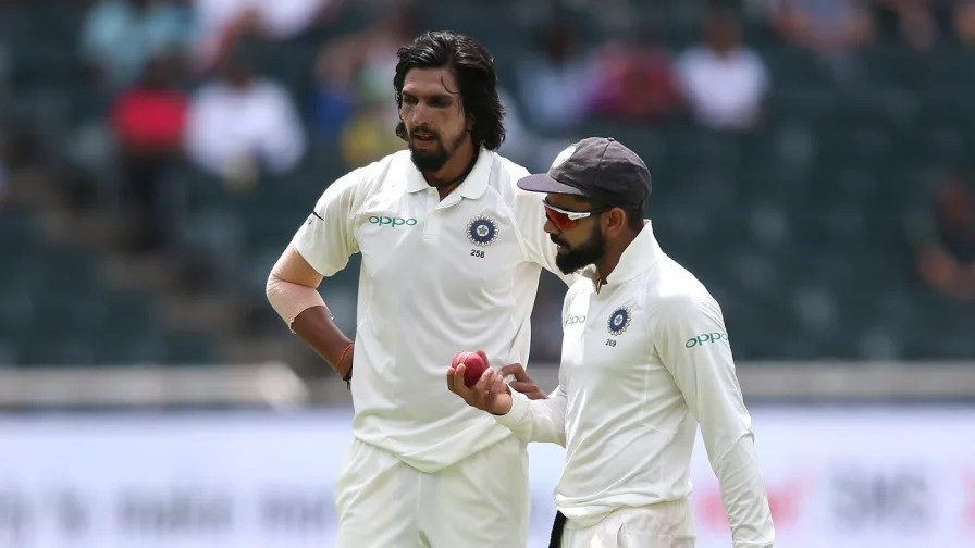 """IND v ENG 2021: """"Happy he's playing his 100th Test, wish he plays for many more years ,"""" Virat Kohli on Ishant Sharma"""