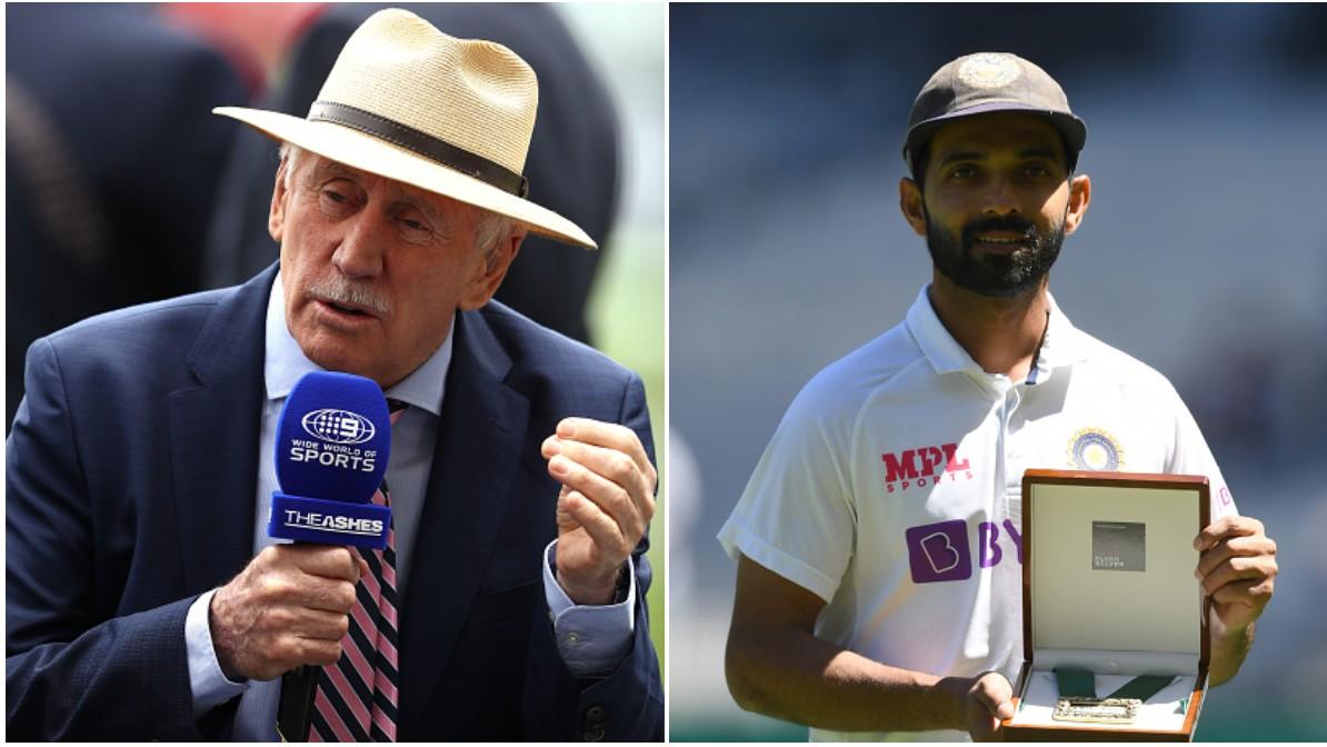 AUS v IND 2020-21: Ian Chappell calls Ajinkya Rahane 'brave, smart', says