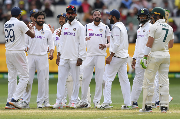 India won the second Test at MCG by 8 wickets | Getty