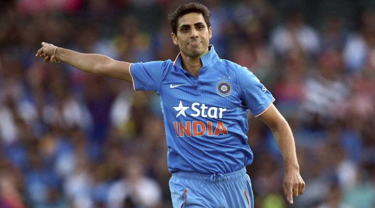 Ashish Nehra |  Source The Indian Express