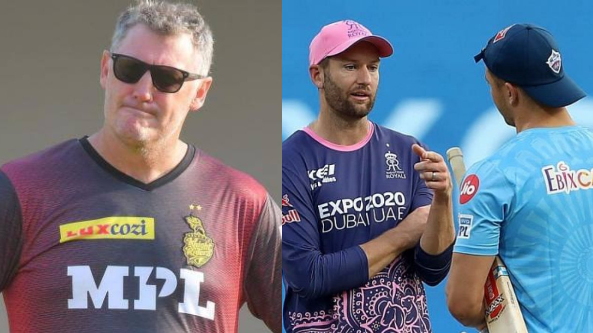 IPL 2021: There will be a few Australians nervous about getting back to Australia, says KKR mentor David Hussey