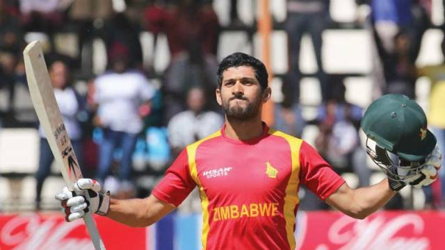 I stopped enjoying life after World Cup qualifier exit, says Sikandar Raza