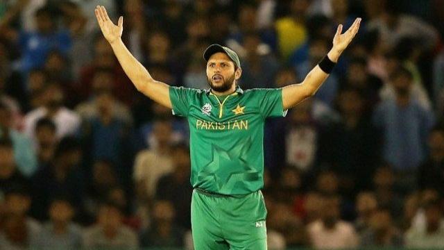 पाकिस्तान के पूर्व कप्तान शाहिद अफरीदी ने आसिफा बानो के लिए की न्याय की मांग