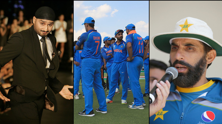 Asia Cup 2018: Harbhajan Singh picks India as favorites against Pakistan; Misbah-ul-Haq disagrees