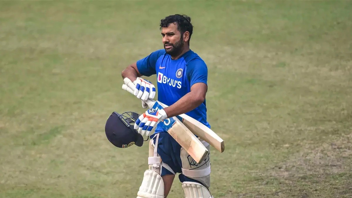 AUS v IND 2020-21: Rohit Sharma begins fitness training in NCA, Bengaluru
