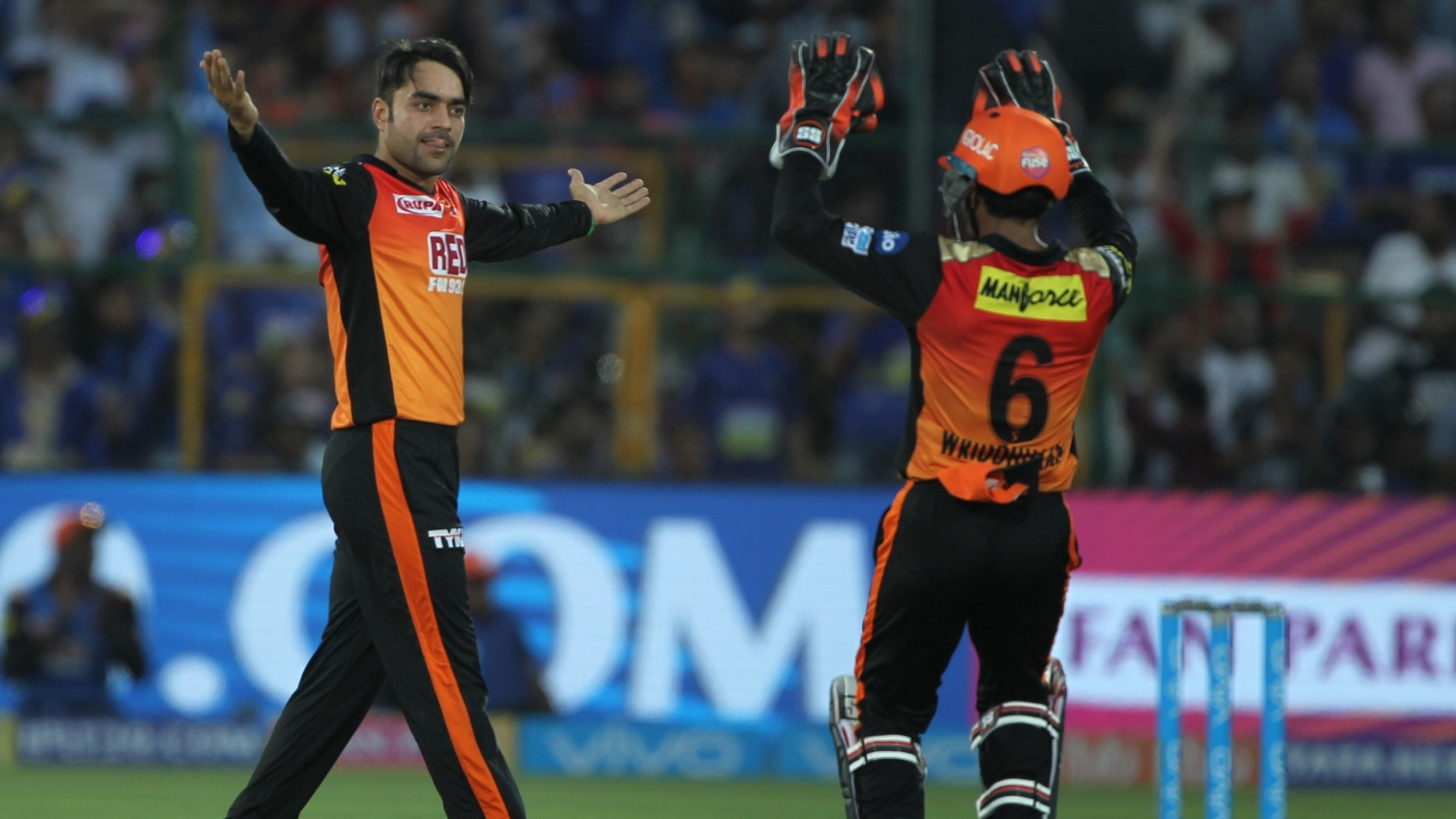 IPL 2018: Qualifier 2, SRH v KKR– Twitterverse goes berserk as Rashid Khan's all-round show puts SRH in IPL 11 final