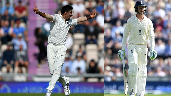 ENG v IND 2018: Jasprit Bumrah isn't surprised with his own 'Bumrahang' delivery to Keaton Jennings