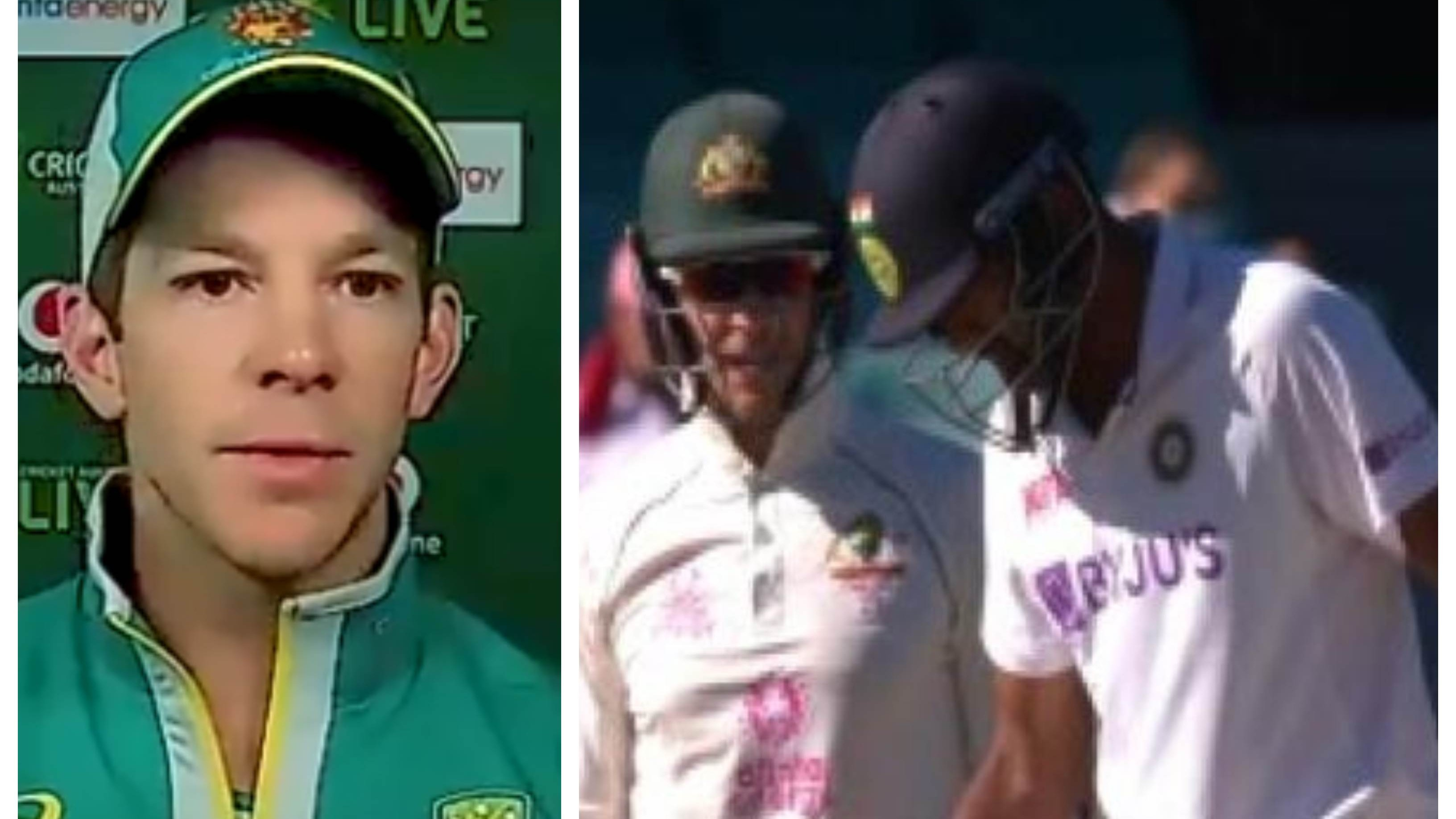 AUS v IND 2020-21: 'I ended up looking a fool', Tim Paine regrets his on-field behaviour on Day 5 at SCG