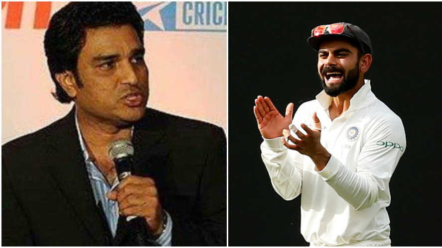 AUS v IND 2018-19: Sanjay Manjrekar doubts Virat Kohli's call to declare; gets roasted