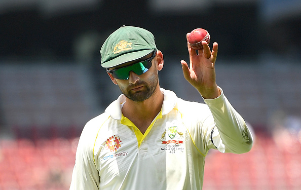 Nathan Lyon picked 6/122 | Getty