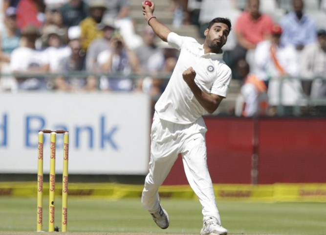 Manoj Prabhakar wants Bhuvneshwar Kumar back in the playing XI for the third Test | AFP