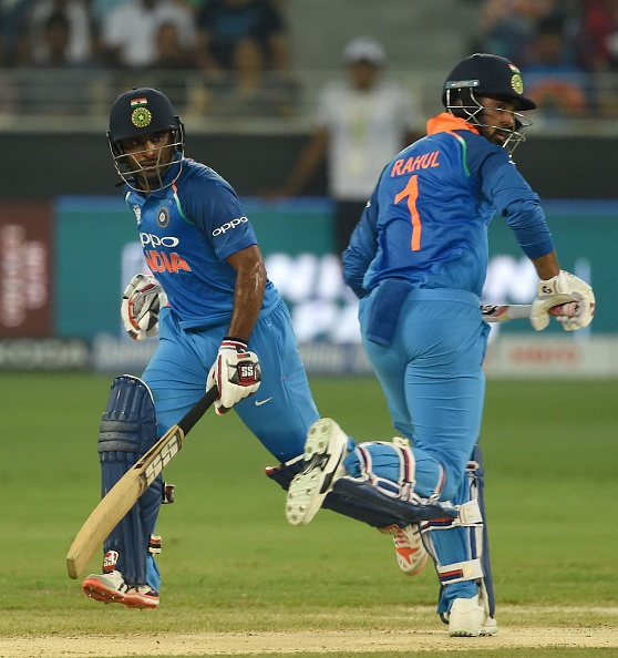 KL Rahul and Ambati Rayudu added 110 runs for the opening stand | Getty