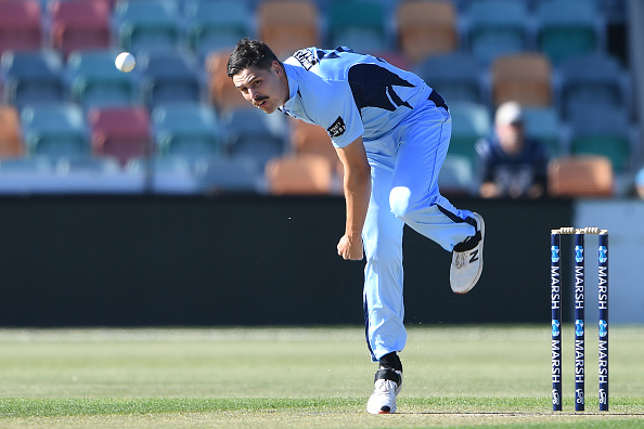 Ben Dwarshuis will turn up for DC in the remainder of IPL 2021 | Getty