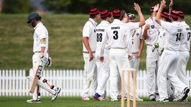 New Zealand's Plunkett Shield match sees a rare 0 for 0 double declaration