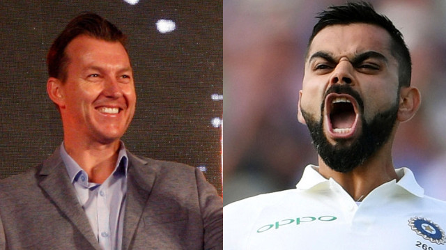 Brett Lee says with an incredible record, its hard to see past Virat Kohli amongst modern greats
