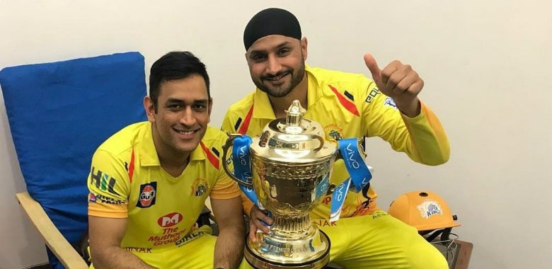 Dhoni will have a great IPL 2020, says Bhajji | Twitter