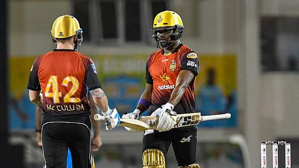 CPL 2018: Darren Bravo powers TKR to a thumping win over St Lucia Stars