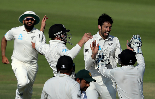 Pakistan beaten by 1-2 by New Zealand in the UAE | Getty Images