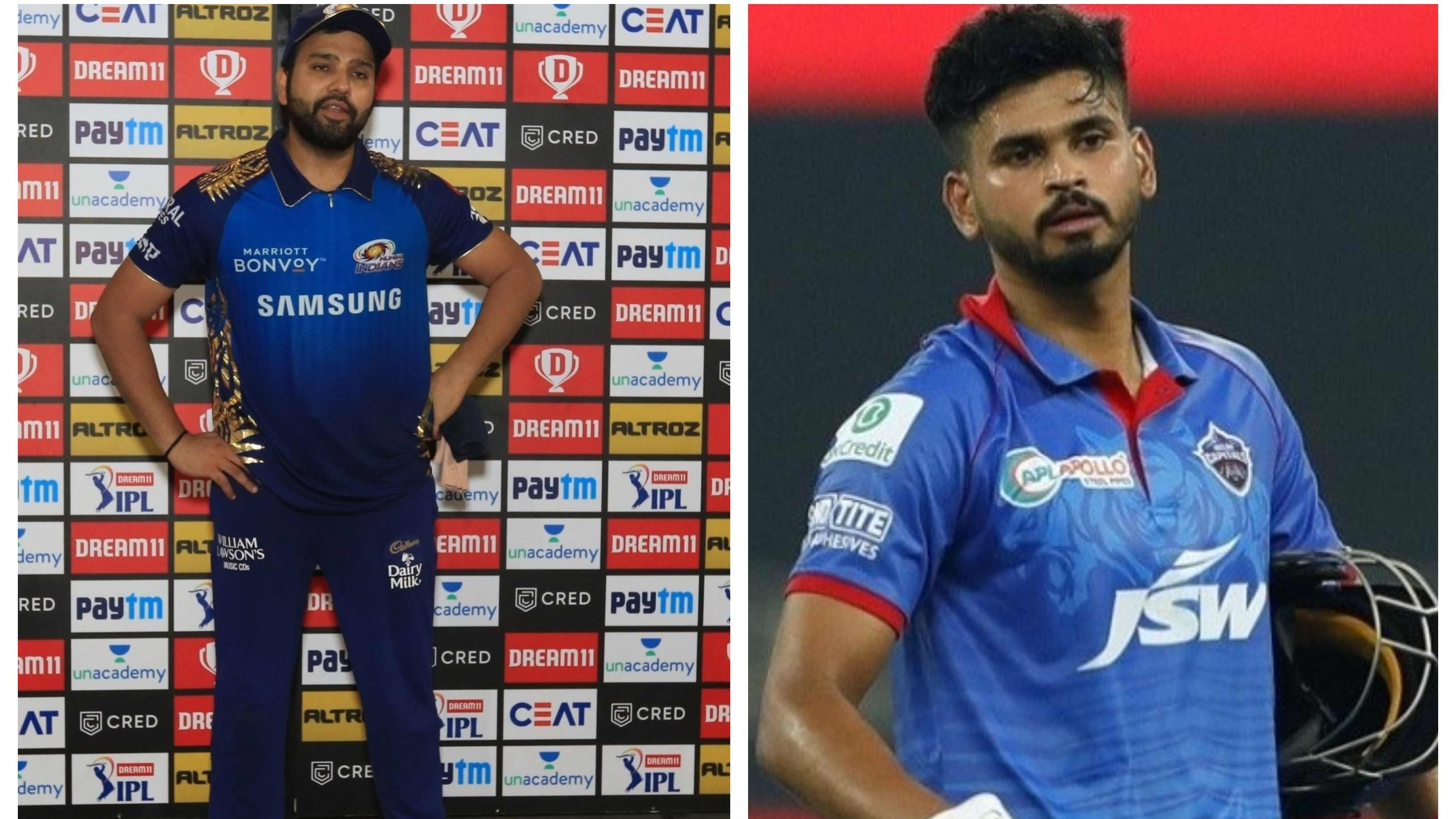 IPL 2020: Rohit Sharma, Shreyas Iyer share their sentiments after MI's win over DC in the final