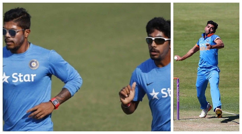 Umesh Yadav and Jasprit Bumrah might lead the Indian bowling attack | AP/Getty
